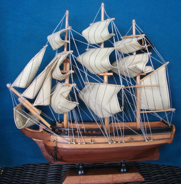Model lodi GALLEON PIRATE